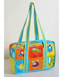 Swayam - Digitally Aeroplane Printed Baby Bag