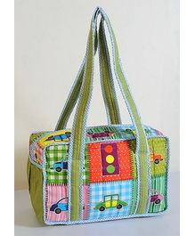 Swayam - Digitally Car Printed Baby Bag
