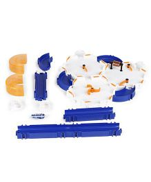 Hexbug Nitro Nano Habitat Game White Blue - 25 Pieces