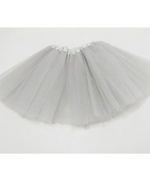 Hopsy Basic Flared Tutu Skirt - Grey
