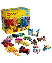 Lego Classic Bricks On A Roll Building Set - 442 Pieces