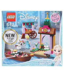 Lego Disney Elsa's Market Adventure Building Set - 125 Pieces