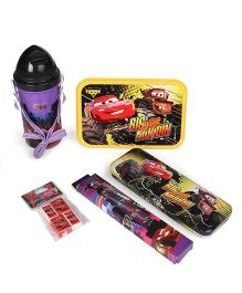 Disney School Kit Pixar Cars Print - Multi Colour