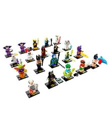 Lego The Batman Movie Mini Figure - 8 Pieces