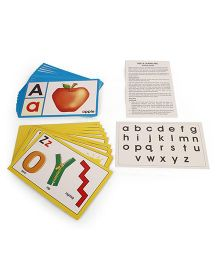 Creative See & Learn Alphabet Flash Cards - 27 Pieces