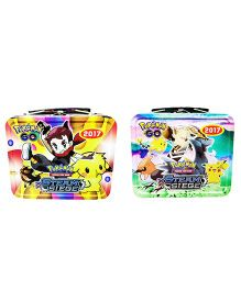 Emob Pokemon Go Stream Siege Trading Cards (Assorted Prints & Colors)