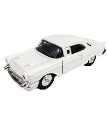 Emob Vintage Luxury Diecast Metal Car Model - White