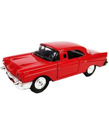 Emob Vintage Luxury Diecast Metal Car Model - Red