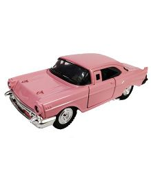 Emob Vintage Luxury Diecast Metal Car Model - Pink