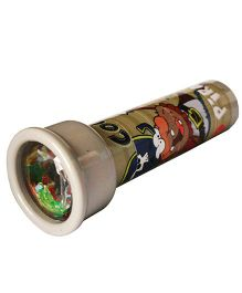 Adraxx New Pirate Puzzle Kaleidoscope - Off White