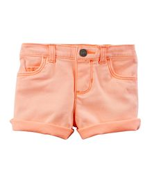 Carter's Shorts - Peach