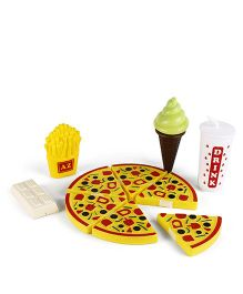 ArtZee Party Play Food Set 5 Pieces (Color May Vary)