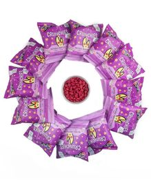The Mumum Co. Beetroot Crunchies Pack of 12 - 20 gm each