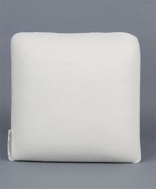The White Willow Urban Memory Foam Pillow - White