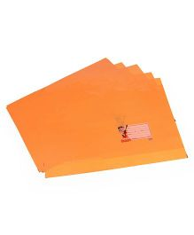 Chhota Bheem Glossy Notebook Cover Pack of 10 - Brown