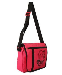 Barbie Messenger Bag Pink - 12.9 inches