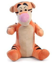 Tigger Plush Soft Toy Orange Cream - 61 cm