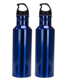 Aristo Sports Bottle Pack of 2 Royal Blue - 750 ml