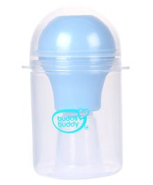 Buddsbuddy Silicone Nipple Puller With Case - Blue