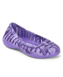 Barbie Slip On Clogs - Purple