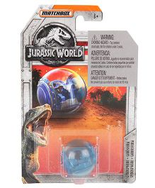 Mattel Gyrosphere Die Cast Toy - Blue