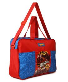 Hot Wheels Duffle Bag - Red Blue