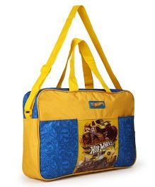 Hot Wheels Duffle Bag - Yellow Blue