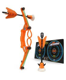 Zing Air Storm Zano Bow - Orange