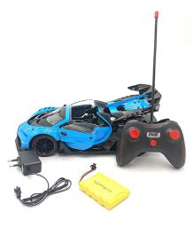 Flyers Bay Battery Operated Remote Controlled Ferrari Car - Blue