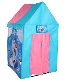 Disney Frozen Playhouse Tent - Pink Blue
