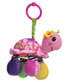 Infantino Topsy Turvy Mirror Pal Clip On Accessory Pink - 20.3 cm