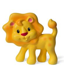 Infantino Teether Lion Shape - Yellow