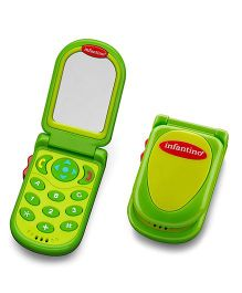 Infantino Flip & Peek Phone (Colour May Vary)