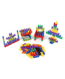 Imagician Playthings Learn Connect & Build Cylinder Series - Multicolor
