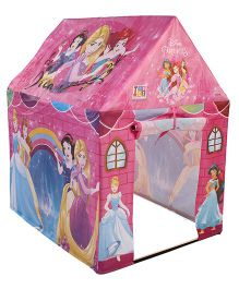 Disney Princess Playhouse Pipe Tent - Pink
