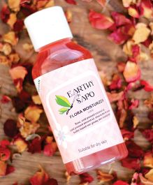 Earthy Sapo Flora Moisturizer Lotion - 100 ml