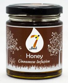 7 Seeds Honey Cinnamon - 225  gm