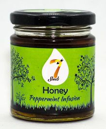 7Seeds Honey Peppermint - 255 gms