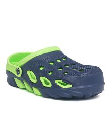 Flipside Hulk Clog - Green (5 to 6 Years)