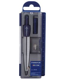 Staedtler - Geometry Set Of Compass In Portable Case In Hinged Lid