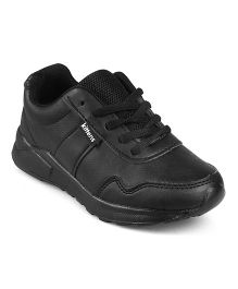 Kittens School Shoes - Black