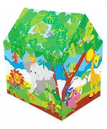 Intex Jungle Play House - Multi Color