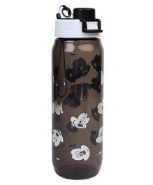 Disney Sipper Bottle Mickey Mouse Print Brown - 900 ml