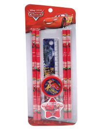 Disney Pixar Cars Stationery Set - Multicolour