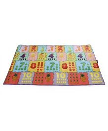 Unimats Counting Fruits Play Mat - Multi color