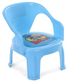 DC Comics Batman Chu Chu Plastic Chair- Blue