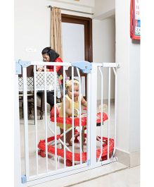 Kiddale Safety Gate - White