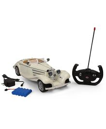 Dr. Toy Vintage Remote Control Car - Cream