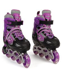 Dr. Toy Inline Skate Shoes - Purple