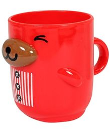 Fab N Funky -  Cat Pattern Baby Cup